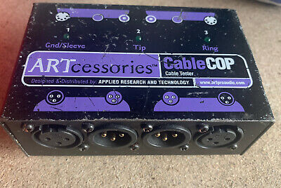 CableCOP – Cable Tester Artcessories • 19.96£