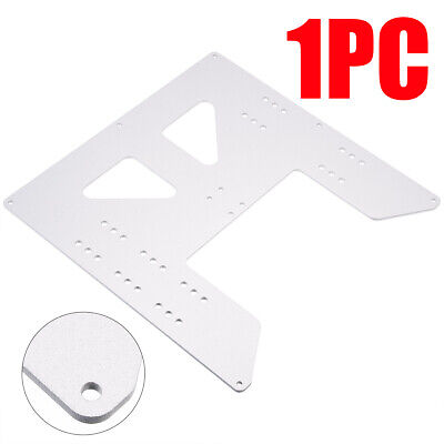 Anodized Aluminum Y Carriage Plate Upgrade Parts For Prusa I3 Anet A8 3D Printer • 17.99£