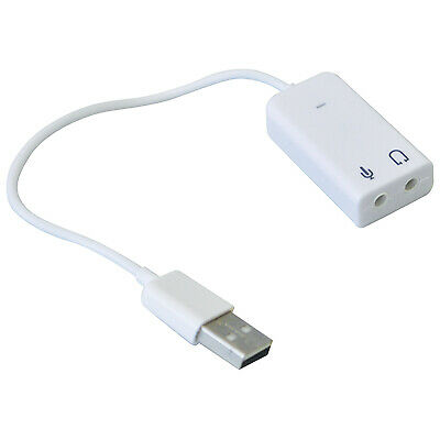 Usb Sound Adaptor • 7.38£
