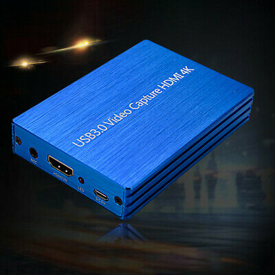 HDMI 1080P HD Video Capture Card USB 3.0 Device For Windows Mac Linux Streaming • 59.99£