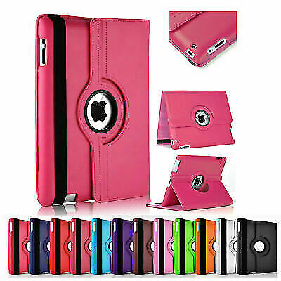 New Smart Stand Leather Magnetic Case Cover For Apple IPad 2 3 4 Mini Air 2 Pro • 5.99£
