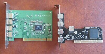 2 IN No.  4 PORT PCI USB2 CARDS • 5£