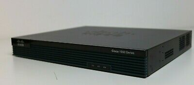 CISCO 1921(/K9) Volume 5 Integrated Services Router • 49.99£