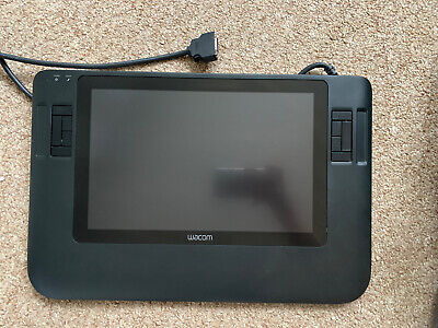 Wacom LCD Tablet - Black. WITH PEN • 42£
