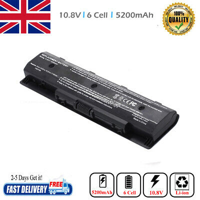 6Cell PI06 Battery For HP Pavilion 14 15 PI06 P106 PI06XL 710416-001 710417-001 • 14.74£