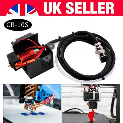 Fita Creality 3D CR-10S S4 S5 Full Assembled Extruder Kit CR-10 Hotend Assembly • 22.69£