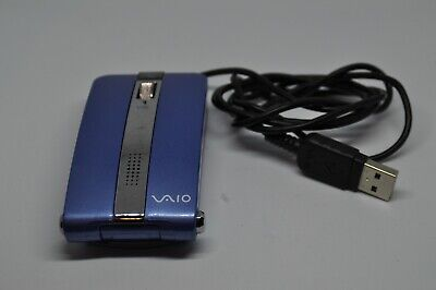 Sony Vaio VN-CX1A Skype Internet Telephone USB Mouse • 35£