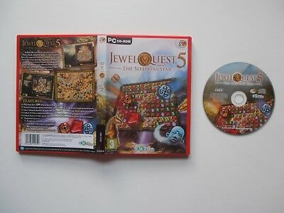 Jewel Quest 5 - The Sleepless Star PC CD-ROM Game (2011) • 3.45£