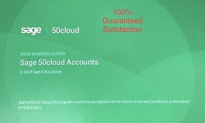 Sage 50 Professional V25 Accounts Software | 5 Companies | Download • 29.99£