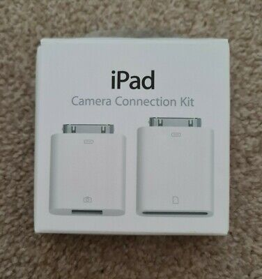 Ipad Camera Connection Kit, Old Ipad, IPhone • 15£