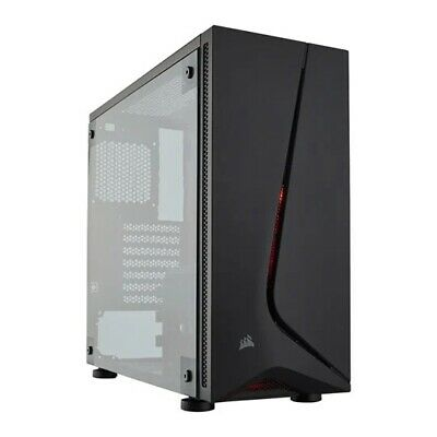 Corsair Carbide Series SPEC-05 Mid-Tower Gaming Case - Black • 25£