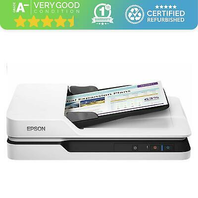 Epson Workforce DS-1630 A4 Colour Flatbed Document Scanner Grade A- • 169.99£