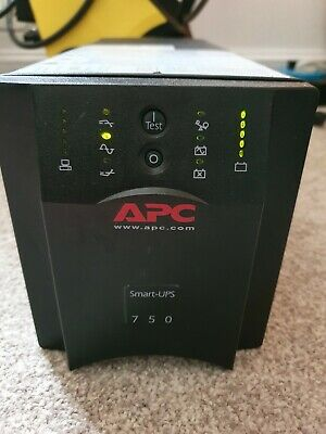 APC Smart-UPS (750 VA) -  (SUA750I) UPS- BRAND NEW BATTERIES • 40£