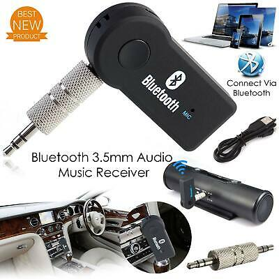 Music Receiver Audio Adapter 30 Pins Speaker Dock Wireless A2DP For IPhone IPod • 6.29£