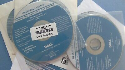 Windows 7 SP 1 Professional  Operating Systems Software Disc RESTORE #5628 • 4.99£