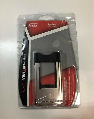 Verizon Wireless ExpressCard Adapter, Retail Price • 7.65£
