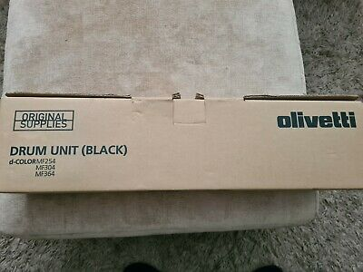Olivetti B1174, Drum Unit Black, D-Color MF254, MF304, MF364, MF554 • 55£