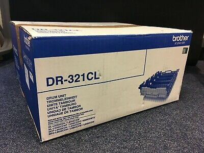 Original Dr321cl Four Colour Drum  For Brother Printers • 69.99£