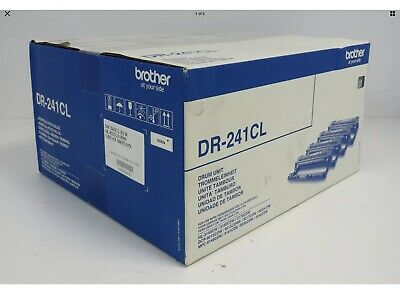 Genuine Original Brother DR-241CL Laser Drum 4-Pack HL-3140CW DCP-9140CDN  • 44.95£