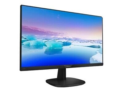 "Phillips 24"" V-Line Monitor 243V7QDAB • 82.50£"