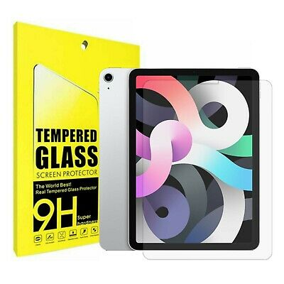 Tempered Glass Screen Protector For Apple IPad Air 10.9-inch 2020 4th Generation • 5.99£