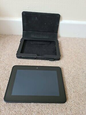 Amazon Kindle 10th Generation With Leather Protective Case • 25£