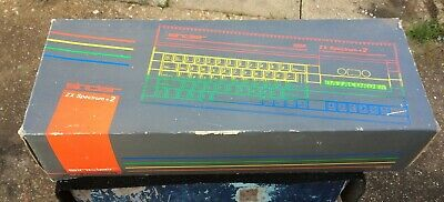 Sinclair ZX Spectrum +2 128K PURCHASED NEW BUT NEVER USED.IT.                    • 36£