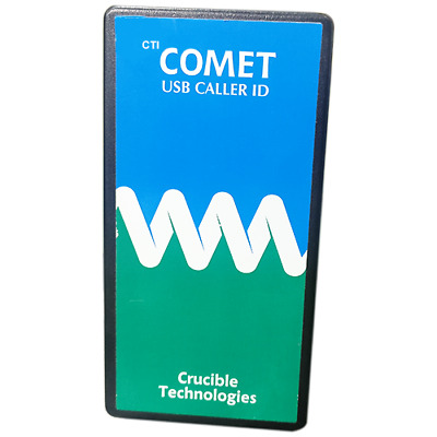 USB Comet Caller ID CTI Crucible Modem For Epos System And Call Management • 99.99£