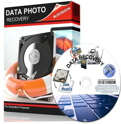 Data Recovery Software Recover Lost Files From Internal And External Hdd • 6.95£