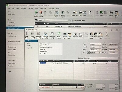 Sage 50 Professional V25 Accounts Software 📊5 Companies | Fast Delivery 📩 • 30£