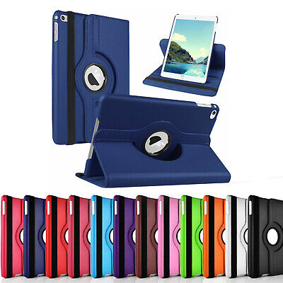 360 Rotating Case For Apple IPad Mini 5 4 3 2 Luxury Leather Stand Cover • 4.80£