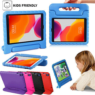 TOUGH KIDS SHOCKPROOF EVA FOAM STAND CASE FOR APPLE IPad 10.2 7th 8th Generation • 7.90£