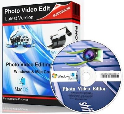 CD DVD Label Maker Creator Software - Professional Design & Print • 4.95£