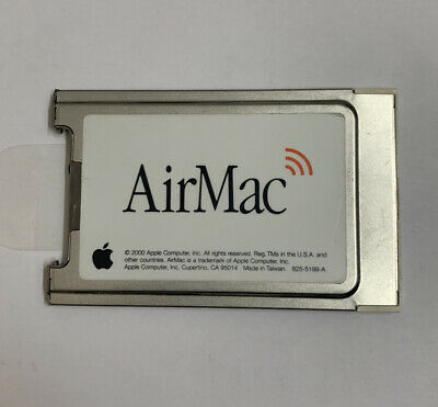 Apple Airport Wireless Card 802.11b ** For IMac IBook G3 G4 EMac • 19.99£