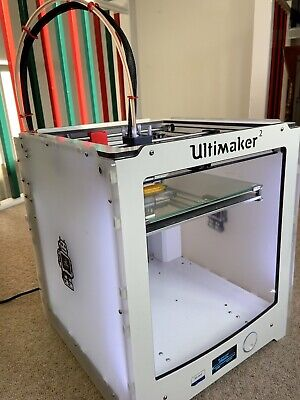 Ultimaker 2 Upgraded To Ultimaker 2+ New Controlboard & Possible Duel Extrusion • 999£