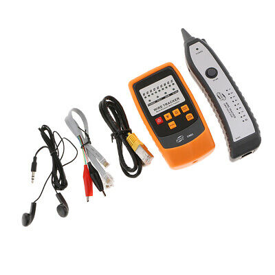 Wire Tracker RJ11 RJ45 Network Line Finder Multifunction Line Cable Tester • 25.62£