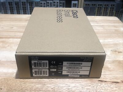 Cisco SPA122 ATA 2 Port Telephone Adapter With Router **NEW / UNLOCKED / UK** • 68£