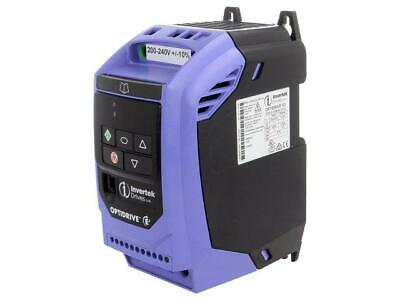 ODE-3-120043-1F12 Vector Inverter Max Motor Power: 0.75kW Usup: 200-240VAC IN: 4 • 207.63£