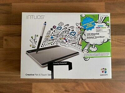Wacom Intuos Pen And Touch Small Tablet • 25£