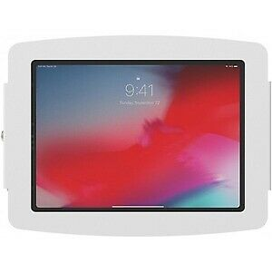 NEW! Space Ipad 10.2'' Security Lock Enclosure And Quick Release Tablet Holder W • 86.95£