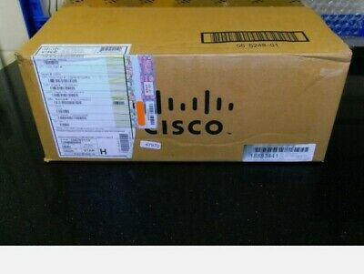 C819H-K9 Cisco 1-Port Wired Router Hardened Secure Router With Smart Serial  • 115£