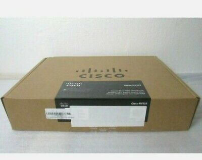 Cisco RV325-WB-K9-G5 RV325 VPN Router WITH WEB FILTERING  • 133£