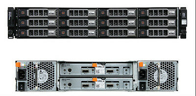 Dell PowerVault MD1200 12 X 6TB 7.2k 6GBps Total 72TB Storage In 2U Rack Space • 1,680£