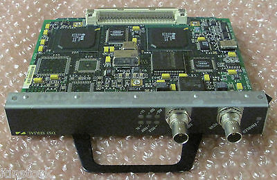 Cisco DS3 Serial Expansion Card Module For 7200 Series Router 73-2616-02  • 36£