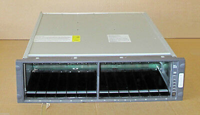Network Appliance NetApp DS14 MK4 14 Bay Drive Array With 2x ESH4 Controllers • 120£
