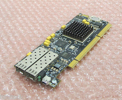 Endace Dag 4.5G2 - 2 Port Network Traffic Packet Monitoring Capture Adapter Card • 144£