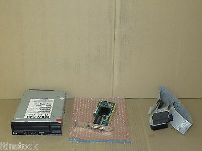 HP StorageWorks LTO 2 Ultrium 448 With SCSI Card And Cable DW016A DW016-69201  • 180£