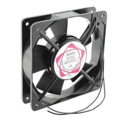 12025 - 120x120x25mm 120mm Mains AC 220V 240V Cabinet Chassis Cooling Fan • 9.99£