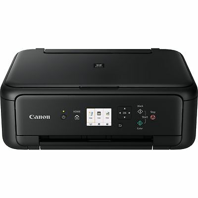 Canon PIXMA TS5150 WiFi Bluetooth 3-in-1 Home Inkjet Printer Black 2228C008 • 59.99£