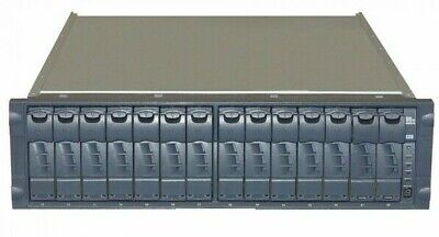 Network Appliance NetApp DS14 MK4 14-Bay+ 7x 450GB 15k Drives 2x ESH4 Controller • 168£